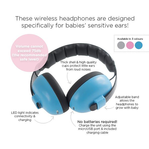 Baby Banz - Safe 'n Sound Bluetooth