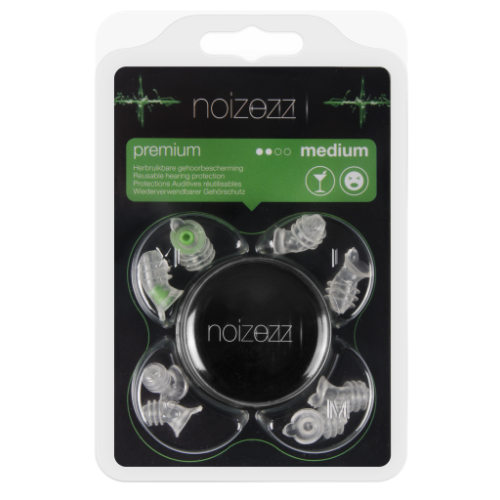 Noizezz Green medium 19.1 dB