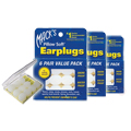 Triplepack Macks Earplugs Pillow Soft 18 paar